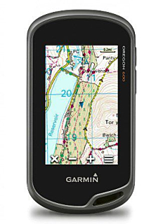 GPS Garmin Oregon 600 - Garmin
