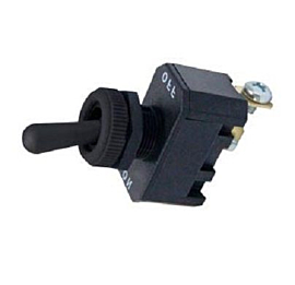 Botão Interruptor para Bomba de Porão Liga Desliga e Liga Momentâneo - [Interruptor]