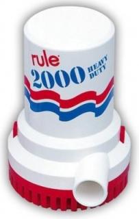 Bomba de Porão Rule 2000 Gph 12v - [Rule 2000 GPH]
