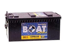 Bateria Moura Boat 150 Amp 12v