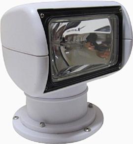 Farol de Busca C/ Controle P/ Barcos Lanchas Searchlight 12v - [Farol]