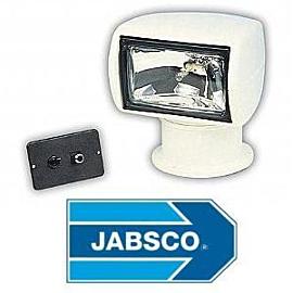 Farol de Busca com Controle Marca Jabsco 135 SL 24 v