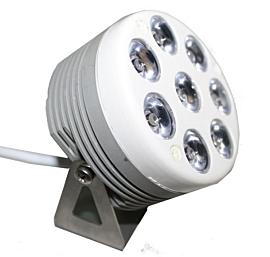 Luminária Náutica Farol P/ Targa Popa Proa Mastro 8 Leds 12v