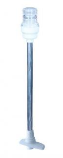 Mastro de Alcançado Luz de Popa Porta Bandeira com Estrobo Xenon para Fundeio