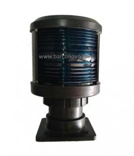 Luz de Navegação Boreste cor Verde Homologada RIPEAM 112,5 Graus Para Embarcações até 12m