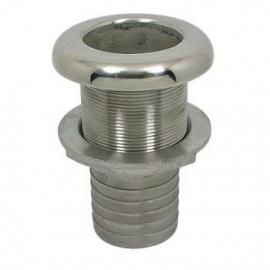 Saida ou Entrada de Costado em Aço Inox 1.1/2 - [Aço Inox 316]