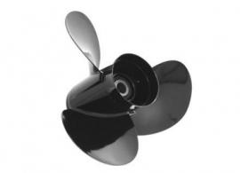 Hélice para Motor de Popa Suzuki 90 a 140 HP - 4 Tempos Passo 14 X 19 - [Duralumínio]