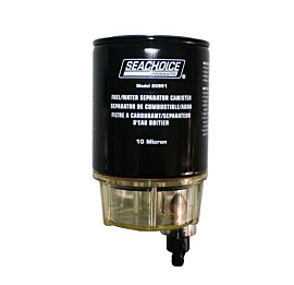 Filtro de Combustível Separador de Água com Dreno Seachoice - [SEACHOICE]