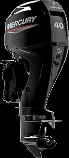MOTOR DE POPA MERCURY 40 HP ELPT EFI 4 TEMPOS