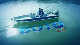 Lancha Alumínio Fluvimar Boto Lx 5000 | 5500 | 6000