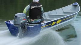 Barco Alumínio Fluvimar BR 4200 | 5000 | 6000