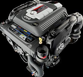MOTOR DE CENTRO MERCRUISER 4.5L 250 HP GASOLINA