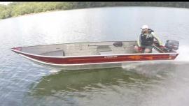 Barco Alumínio Fluvimar Boto 5000 | 5500 | 6000