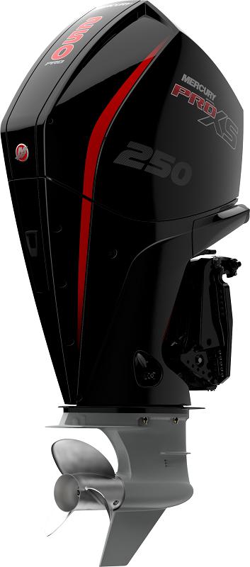 MOTOR DE POPA MERCURY 250 HP PRO XS