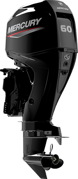 MOTOR DE POPA MERCURY 60 HP ELPT EFI 4 TEMPOS