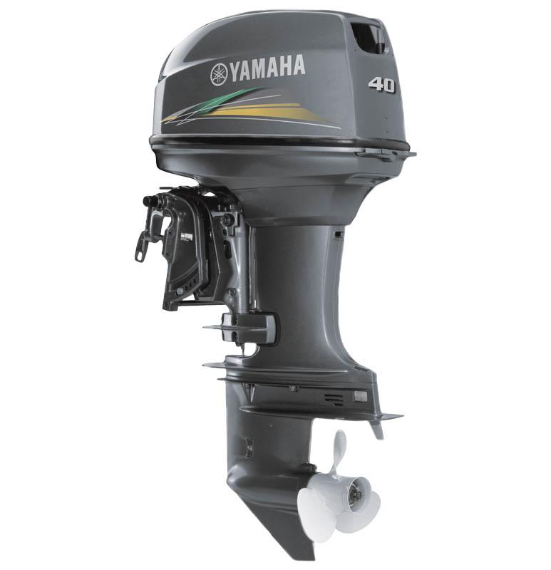 MOTOR DE POPA YAMAHA 40 HP MOD. AWS
