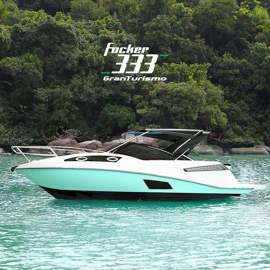 Lancha Focker 333 Gran Turismo
